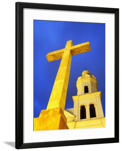 Church of San Sebastian-Ryan Fox-Framed Art Print