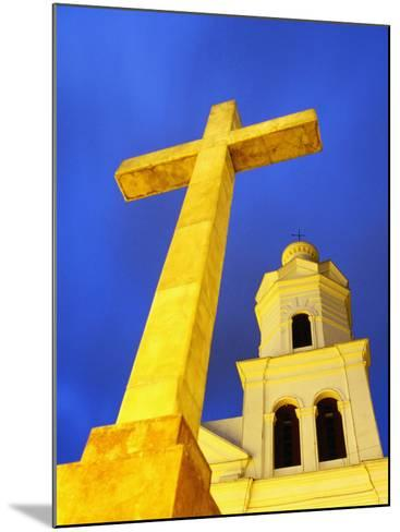 Church of San Sebastian-Ryan Fox-Mounted Photographic Print