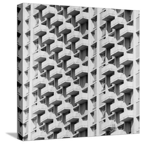 Apartment Building-H^ Armstrong Roberts-Stretched Canvas Print