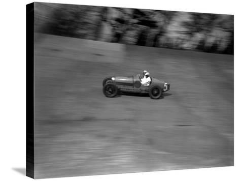Brookland's Racing--Stretched Canvas Print