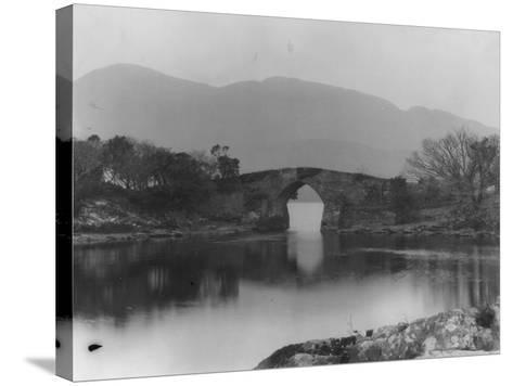Killarney Bridge--Stretched Canvas Print