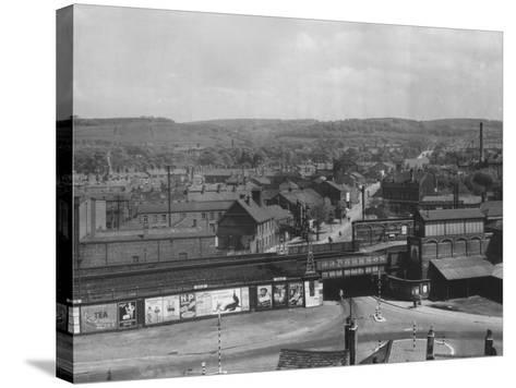Macclesfield--Stretched Canvas Print