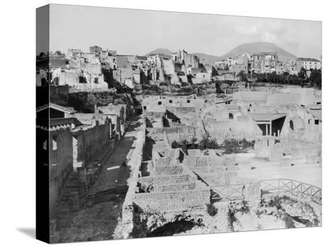 Herculaneum--Stretched Canvas Print