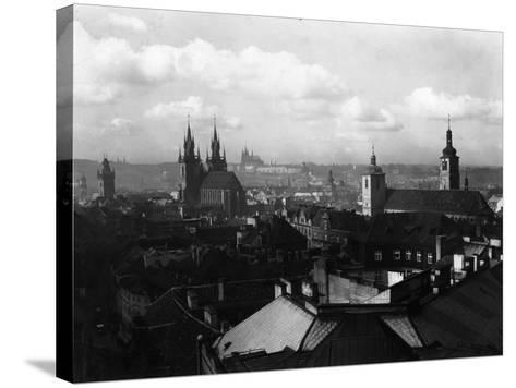 Prague--Stretched Canvas Print