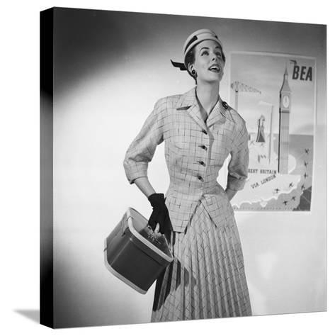 Ready To Travel-Chaloner Woods-Stretched Canvas Print