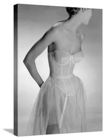 Corselet-Chaloner Woods-Stretched Canvas Print