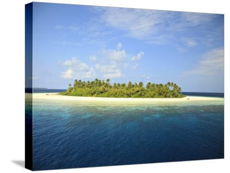 Baughagello Island, South Huvadhoo Atoll, Southern Maldives, Indian Ocean-Stuart Westmorland-Stretched Canvas Print