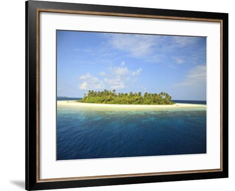 Baughagello Island, South Huvadhoo Atoll, Southern Maldives, Indian Ocean-Stuart Westmorland-Framed Art Print