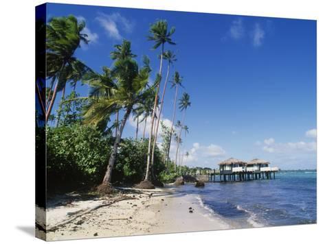 Coconuts Beach Club Resort, Apia, Samoa-Douglas Peebles-Stretched Canvas Print