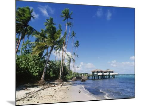 Coconuts Beach Club Resort, Apia, Samoa-Douglas Peebles-Mounted Photographic Print