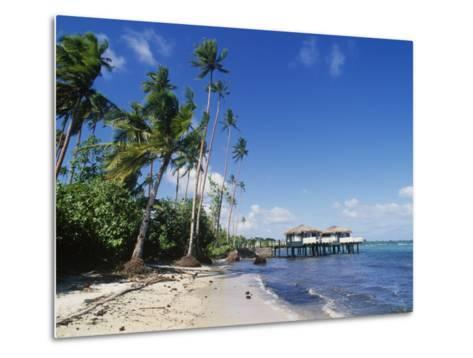 Coconuts Beach Club Resort, Apia, Samoa-Douglas Peebles-Metal Print