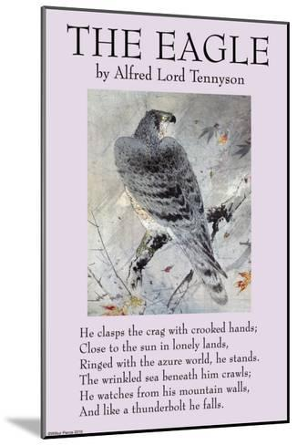The Eagle--Mounted Art Print