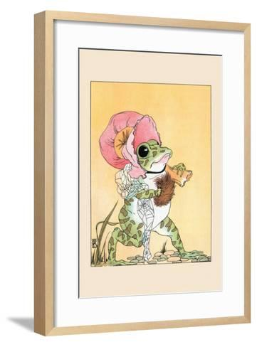 Off To the Party-Frances Beem-Framed Art Print