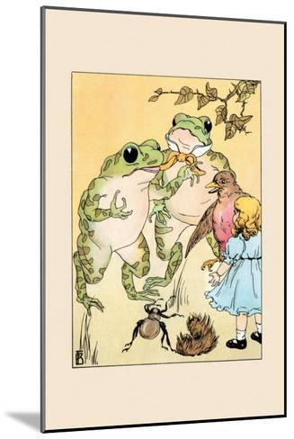 Thank You Friends-Frances Beem-Mounted Art Print