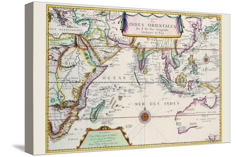 Indies Orientales; Southeast Asia-Pierre Duval-Stretched Canvas Print