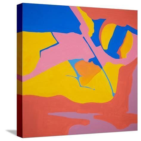 Solar Space-Margaret Tomkins-Stretched Canvas Print