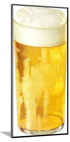 Glass of Beer--Mounted Art Print