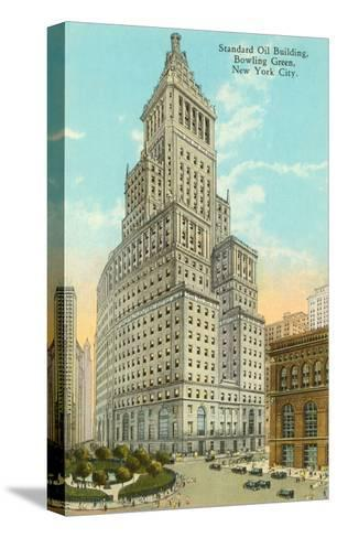 Standard Oil Building, New York City--Stretched Canvas Print