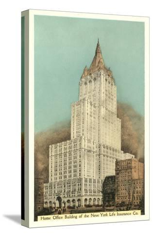 New York Life Insurance Building, New York City--Stretched Canvas Print