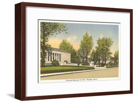 Art Museum, Toledo, Ohio--Framed Art Print