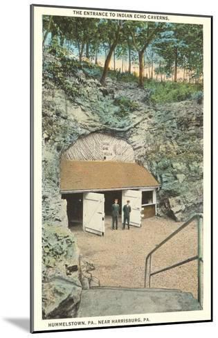 Hummelstown, Pennsylvania--Mounted Art Print