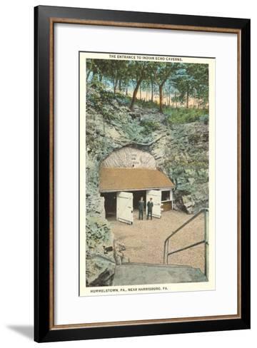 Hummelstown, Pennsylvania--Framed Art Print