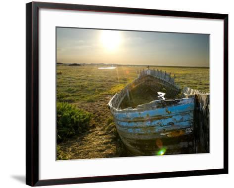 UK, England, Norfolk, Blakeney-Alan Copson-Framed Art Print