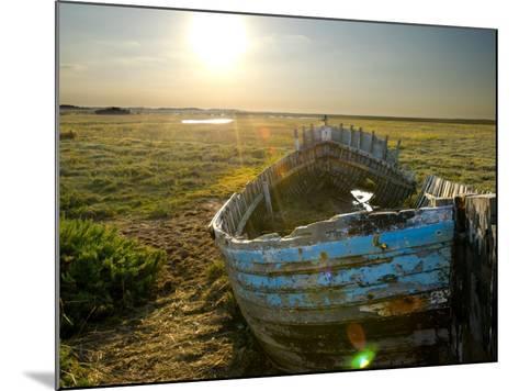 UK, England, Norfolk, Blakeney-Alan Copson-Mounted Photographic Print