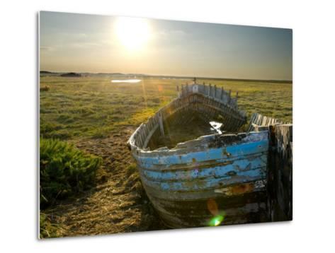 UK, England, Norfolk, Blakeney-Alan Copson-Metal Print