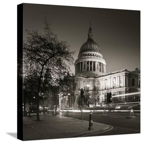 St. Paul's Cathedral, London, England-Jon Arnold-Stretched Canvas Print