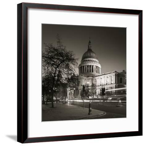 St. Paul's Cathedral, London, England-Jon Arnold-Framed Art Print