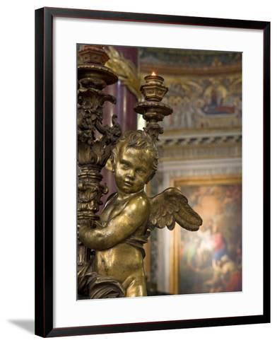 Santa Maria Maggiore, Rome, Italy-Michele Falzone-Framed Art Print