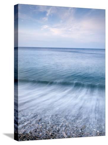 Seascape, Durdle Door Beach, Dorset, UK-Nadia Isakova-Stretched Canvas Print