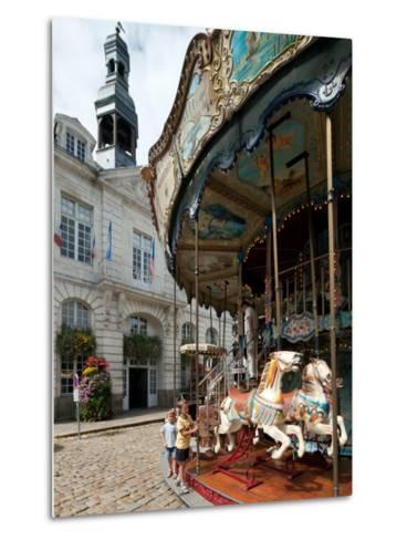 Views of Brittany, France-Felipe Rodriguez-Metal Print