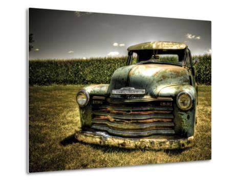 Chevy Truck-Stephen Arens-Metal Print
