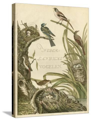 Sanctuary for Birds-Nozeman-Stretched Canvas Print