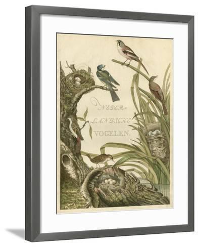Sanctuary for Birds-Nozeman-Framed Art Print