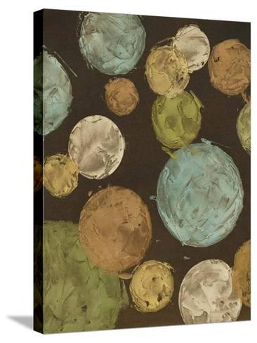 Non-Embellished Circles & Spheres I--Stretched Canvas Print