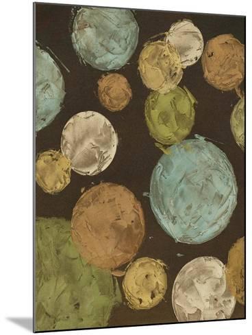 Non-Embellished Circles & Spheres I--Mounted Art Print