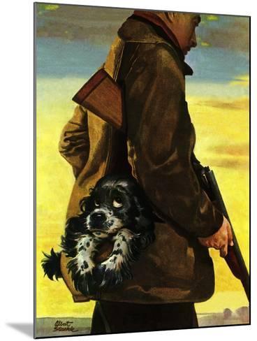 """Pocket Pal,"" November 17, 1945-Albert Staehle-Mounted Giclee Print"