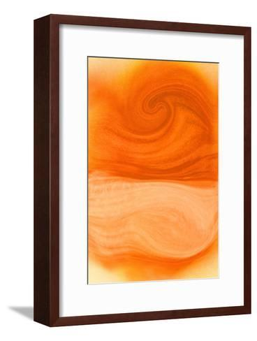 Nirvana: The Flower in the Garden Decides Today's Weather-Masaho Miyashima-Framed Art Print