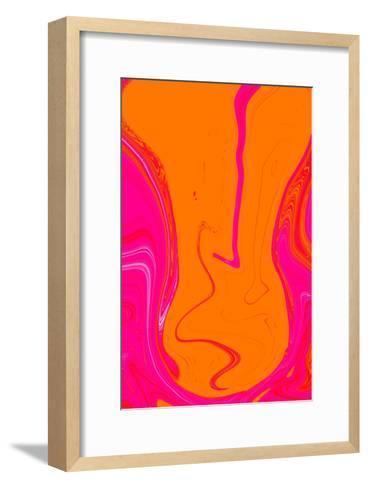 Nirvana: And, the Life Is Mature-Masaho Miyashima-Framed Art Print
