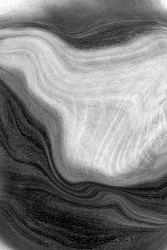 Nirvana: Extending Width of a River-Masaho Miyashima-Stretched Canvas Print