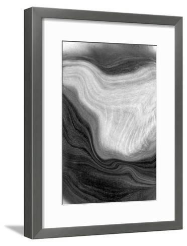 Nirvana: Extending Width of a River-Masaho Miyashima-Framed Art Print