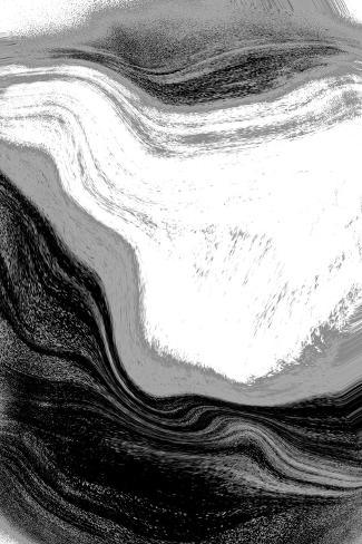 Nirvana: It Is Frozen before Long-Masaho Miyashima-Stretched Canvas Print
