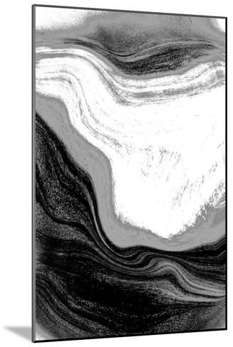 Nirvana: It Is Frozen before Long-Masaho Miyashima-Mounted Giclee Print