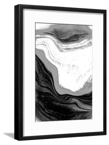 Nirvana: It Is Frozen before Long-Masaho Miyashima-Framed Art Print