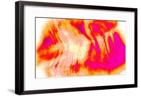 Nirvana: Blood Is Like the Red Rose-Masaho Miyashima-Framed Art Print