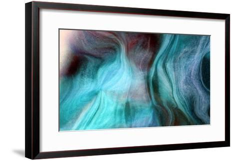 Nirvana: It Is Brighter, and More Beautiful-Masaho Miyashima-Framed Art Print