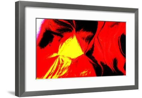 Nirvana: To the Way of the Flower That Can Be Done by Plastic-Masaho Miyashima-Framed Art Print